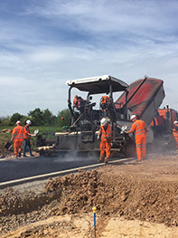 Road Construction & Surfacing Gloucestershire