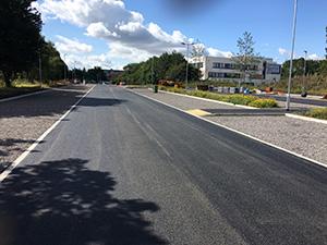 Hand Lay Car Park Surfacing Gloucester
