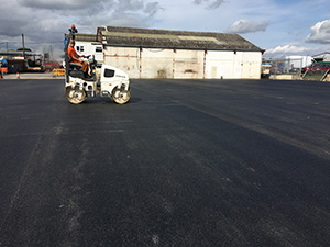 Machine Lay Surfacing In Tewkesbury