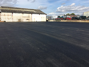 Hand Lay Surfacing In Tewkesbury